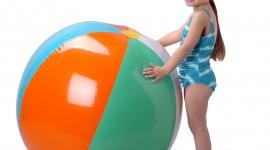 Inflatable Balls Wallpaper HQ