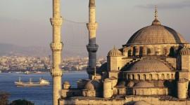 Istanbul Desktop Wallpaper HD