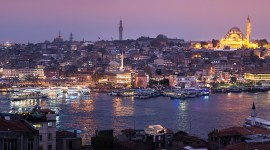 Istanbul Wallpaper Free
