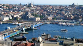 Istanbul Wallpaper HD