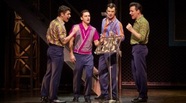 Jersey Boys Musical Desktop Wallpaper