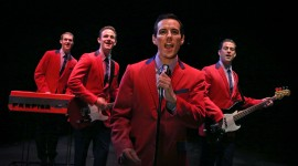 Jersey Boys Musical Desktop Wallpaper For PC