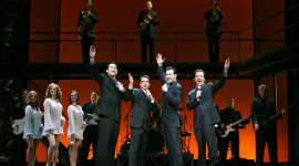 Jersey Boys Musical Desktop Wallpaper HD