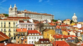 Lisbon Wallpaper 1080p