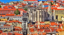 Lisbon Wallpaper Download