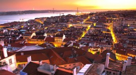 Lisbon Wallpaper Free