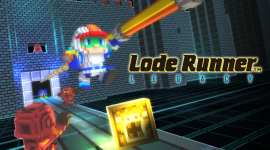 Lode Runner Legacy Desktop Wallpaper