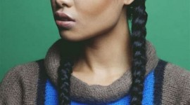 Long Braid Wallpaper For IPhone#3