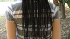 Long Braid Wallpaper For Mobile#2