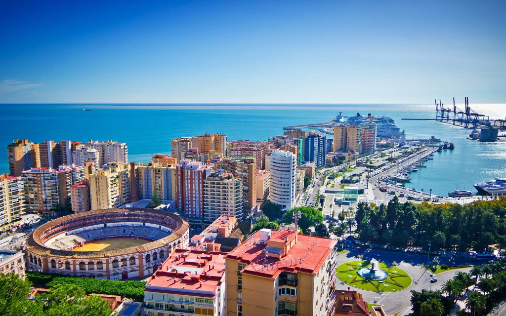 Malaga wallpapers HD