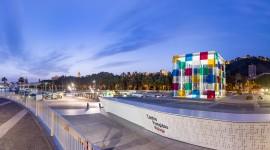 Malaga Wallpaper HD