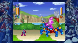 Mega Man Legacy Collection 2 Aircraft Picture