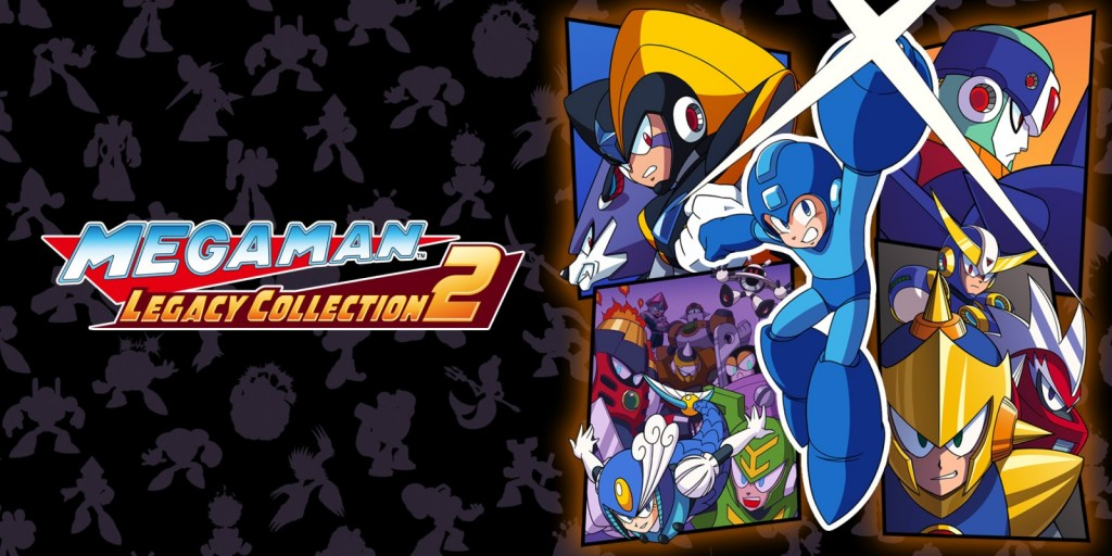 Mega Man Legacy Collection 2 wallpapers HD