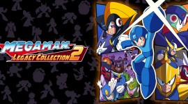 Mega Man Legacy Collection 2 Wallpaper