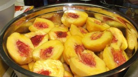 Pickled Peaches Photo
