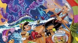 Pinocchio Desktop Wallpaper For PC