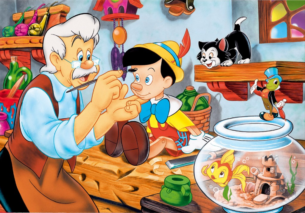 Pinocchio wallpapers HD