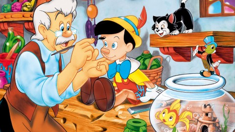 Pinocchio wallpapers high quality