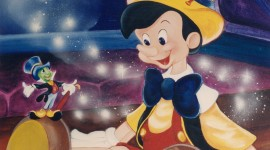Pinocchio Wallpaper For IPhone