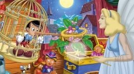 Pinocchio Wallpaper HQ
