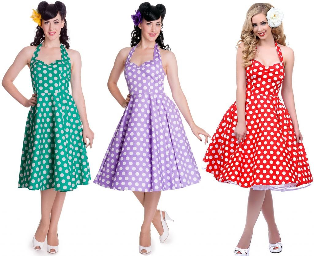 Polka Dot Dress wallpapers HD