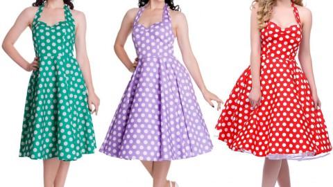Polka Dot Dress wallpapers high quality