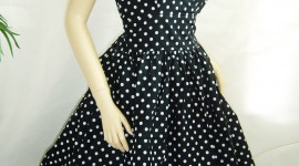 Polka Dot Dress Wallpaper For Android#1