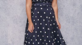 Polka Dot Dress Wallpaper For Android#2