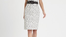 Polka Dot Dress Wallpaper For Mobile#1