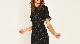 Polka Dot Dress Wallpaper Free