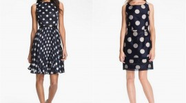 Polka Dot Dress Wallpaper Full HD