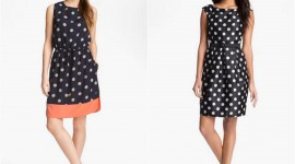 Polka Dot Dress Wallpaper HQ