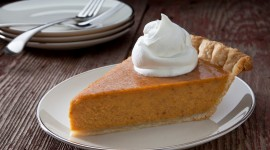 Pumpkin Pie Desktop Wallpaper
