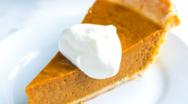 Pumpkin Pie Wallpaper For IPhone
