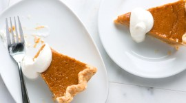 Pumpkin Pie Wallpaper For PC