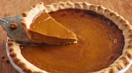Pumpkin Pie Wallpaper Free