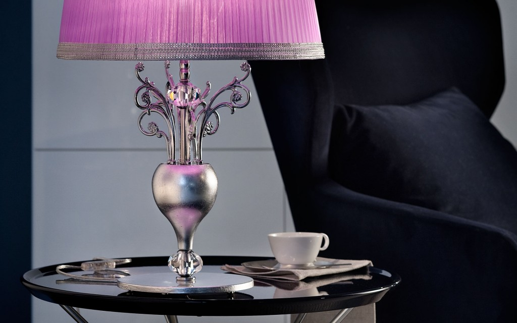 Purple Lamp wallpapers HD
