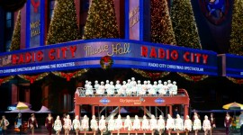 Radio City Music Hall Desktop Wallpaper