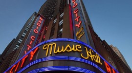 Radio City Music Hall Wallpaper