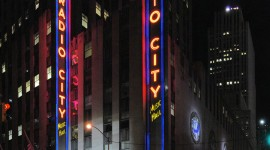Radio City Music Hall Wallpaper For Mobile