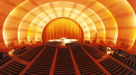Radio City Music Hall Wallpaper For PC