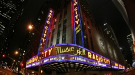 Radio City Music Hall Wallpaper Free