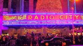 Radio City Music Hall Wallpaper Gallery
