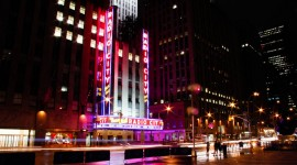 Radio City Music Hall Wallpaper HQ