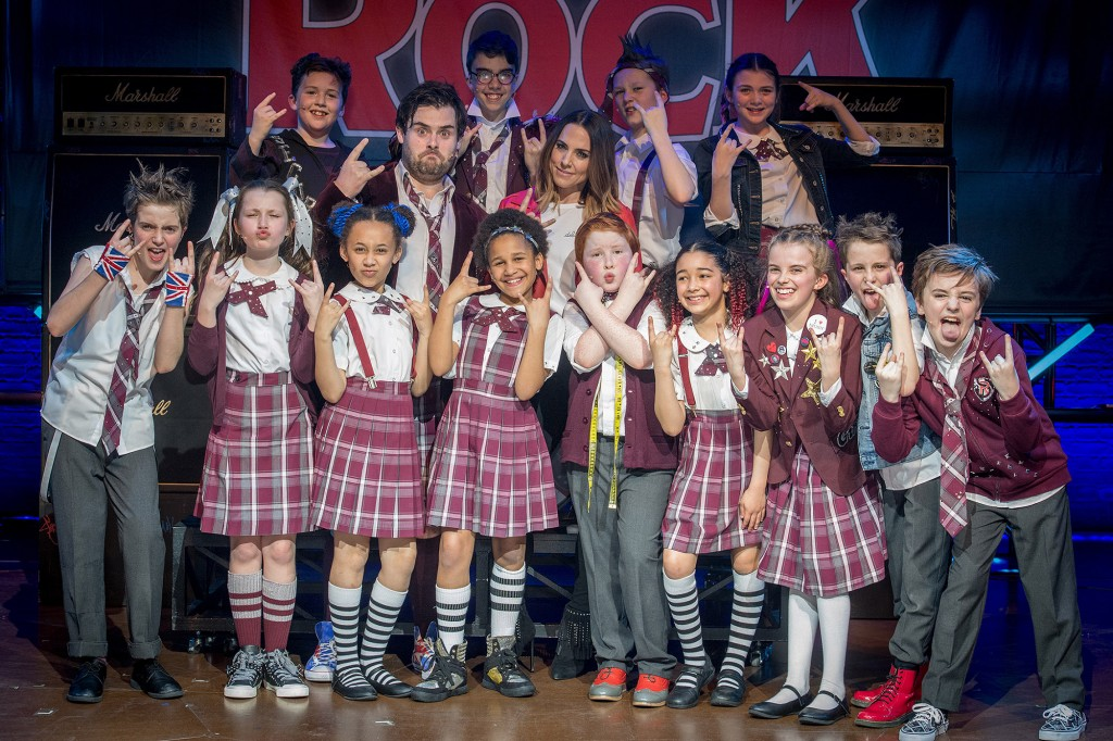 School Of Rock The Musical wallpapers HD