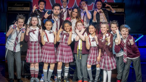School Of Rock The Musical wallpapers high quality