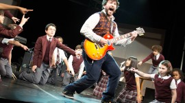 School Of Rock The Musical Desktop Wallpaper