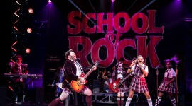 School Of Rock The Musical Photo Free