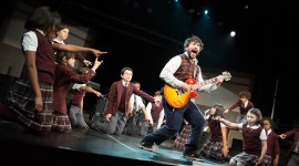 School Of Rock The Musical Wallpaper Download