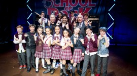 School Of Rock The Musical Wallpaper Free